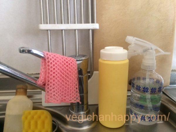 台所用石鹸 使い方