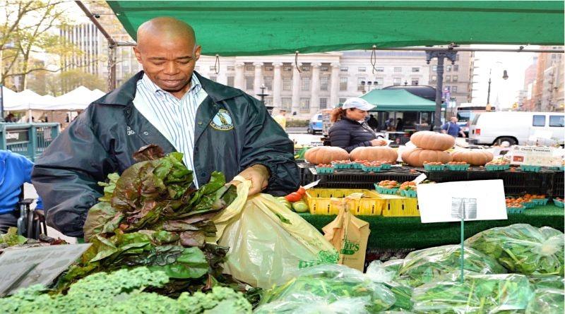 Nova York poderá ter um prefeito defensor do vegetarianismo