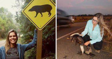 Bióloga brasileira ganha prêmio internacional por proteção de animais