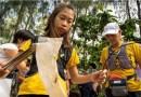 Conheça Lilly, a 'Greta Thunberg da Tailândia' que declarou guerra ao plástico