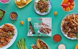 Vi har testat Schysst käks nya Vego kebab! 10