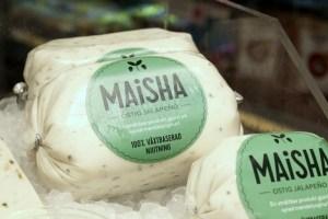 Maisha - nytt veganskt smör och ostalternativ! 24