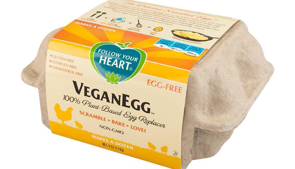 Veganskt alternativ till ägg - VeganEgg