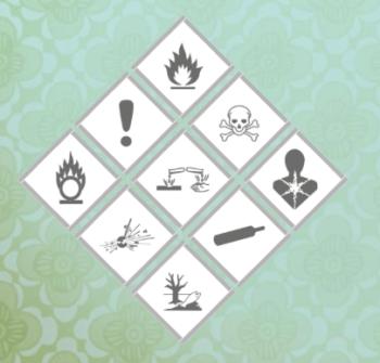 Piktogram kemikalier