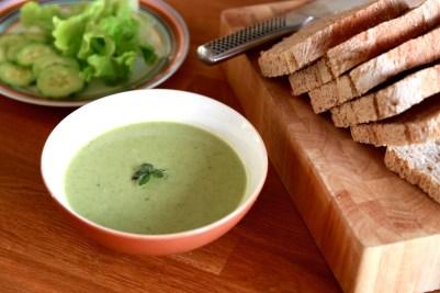 Recept vegansk broccolisoppa