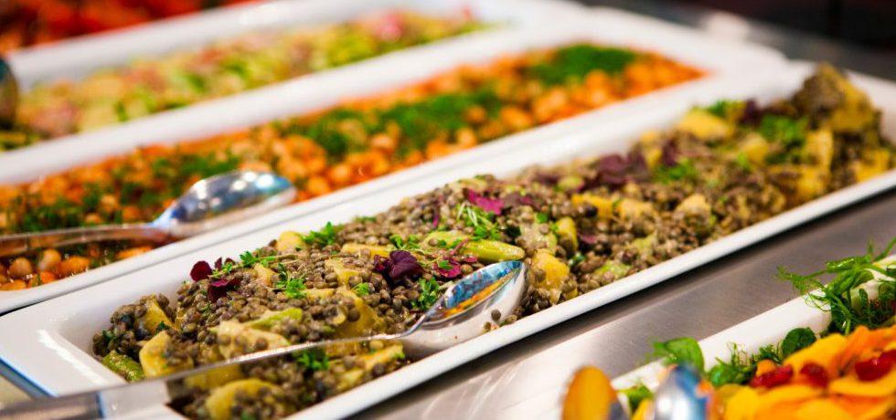 Lista på vegansk mat på Liseberg