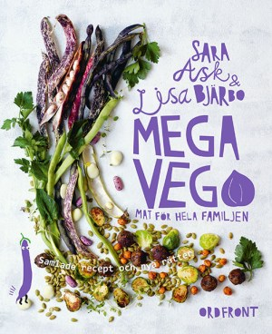 Omslag till boken Mega vego: mat för hela familjen