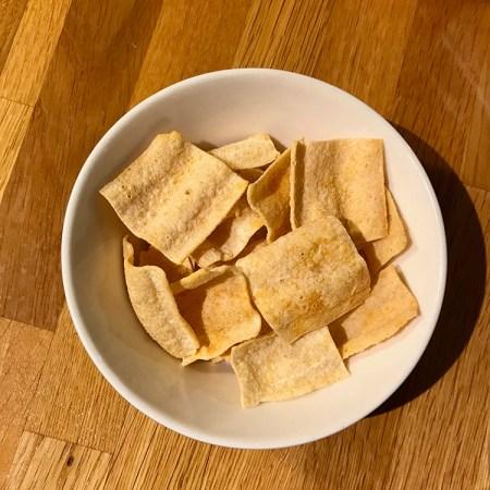 En skål med schacks som har rektangulär form