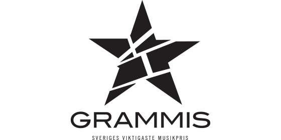 Logotyp för Grammis