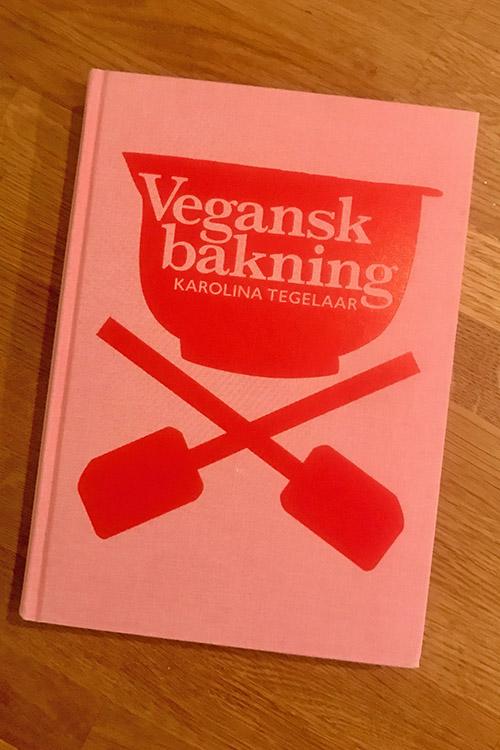 Boken Vegansk bakning