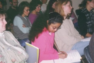 Sumati at class