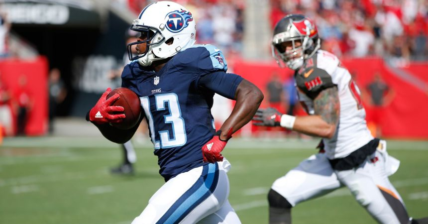 Kendall Wright of Tennessee Titans