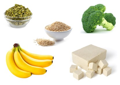 Choline foods