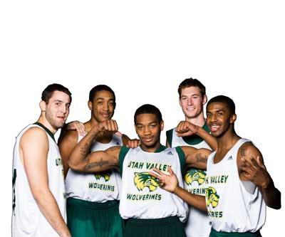 UVU men's basketball: Meet UVU's starting lineup for this season
