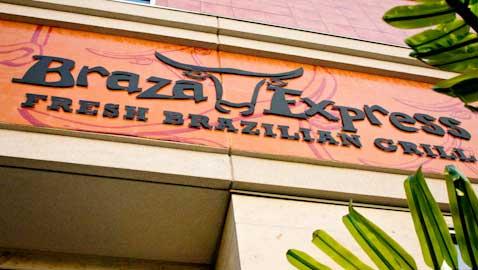 Braza Express: A Taste of Brazil