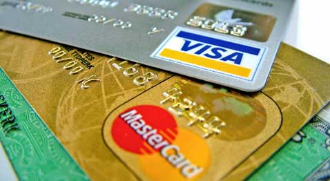 Credit card spending on campus