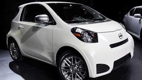 UVU to wrap a Toyota Scion IQ in student competiton