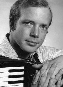 Keith Lewis: Sharing love through an accordion