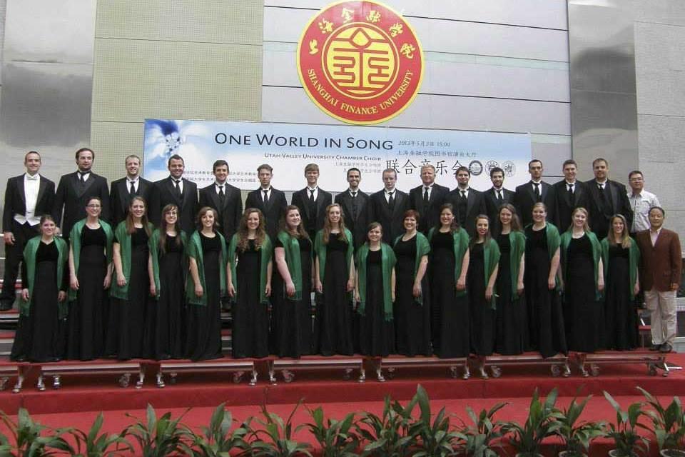 UVU Chamber Choir goes national