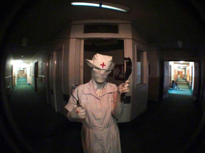 Asylum 49: The best haunted house in Utah