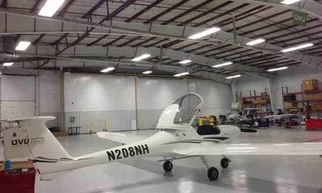 UVU Aviation Tour