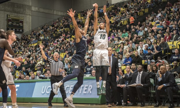 Men's Basketball: Wolverines win on senior night in WAC Tournament preview