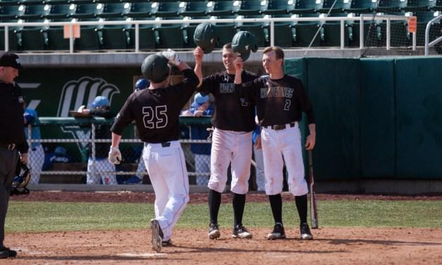 Baseball: Big inning pushes UVU past UIW, Wolverines take series