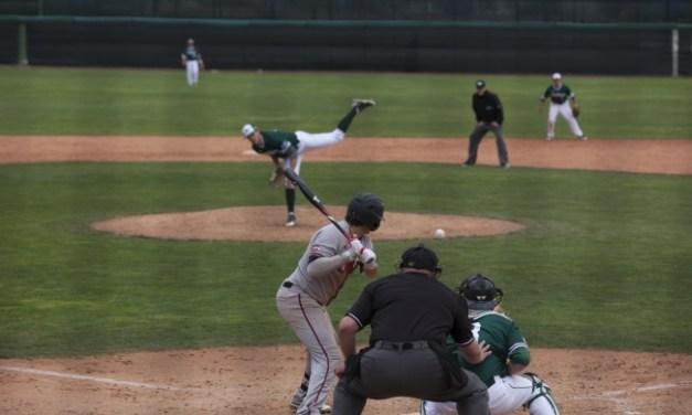 Baseball: NMSU scores 13 unanswered runs, beats UVU 16-6