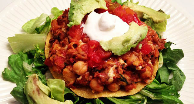 See All Posts | Tostada Salad