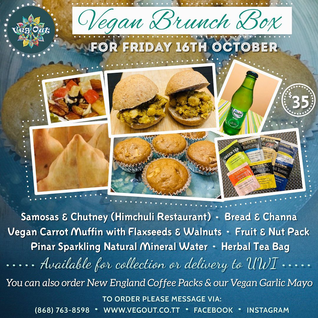 Friday 16th October Brunch Box