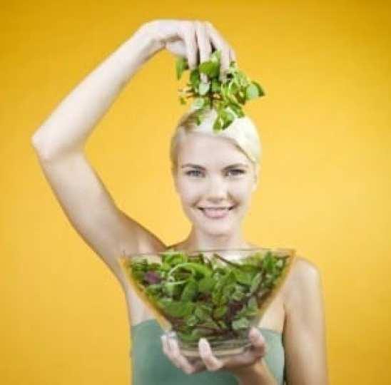 التحول الى النباتية من أجل الإنسان