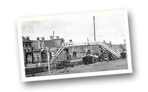De historie van Banketfabriek Jac. Vegter in Hoogezand
