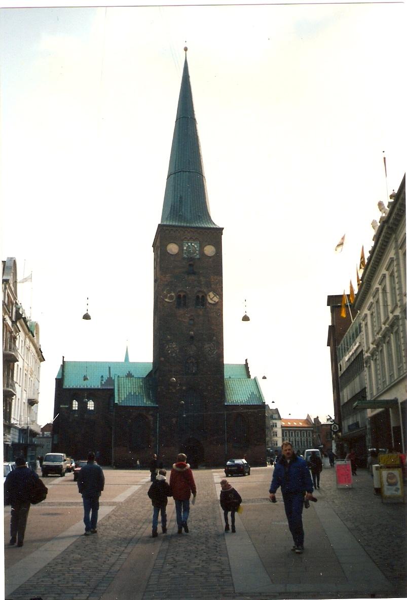 Catedral de Aarhus