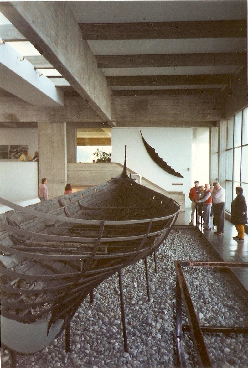 Museu Viking em Roskilde