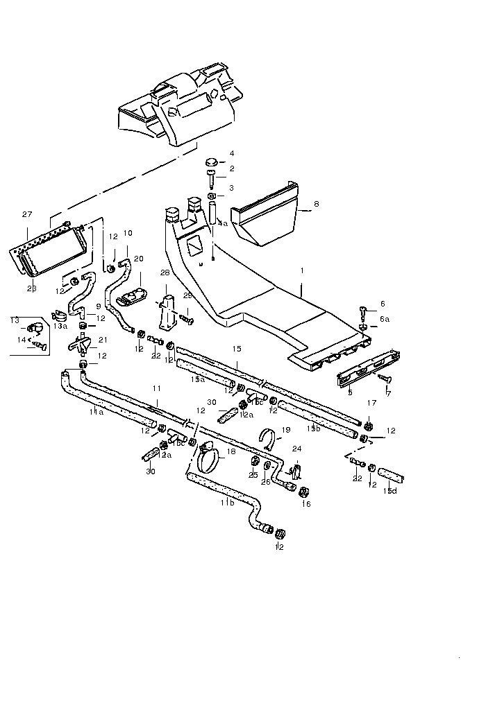 1982 vw rabbit diesel engine diagram