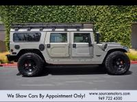 2000 Hummer H1 Wagon, XD Wheels, Leather, Roof Rack, LED's ...