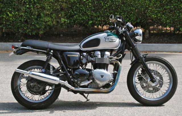 Triumph Bonneville Mods Hobbiesxstyle