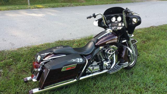 Harley Glide Custom Ultra