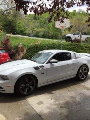 2015 Saleen Mustang For Sale : saleen, mustang, Mustang, Saleen, White, Label