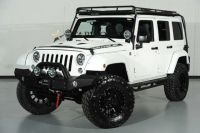 2015 Jeep Wrangler Unlimited Roof Rack Navigation Leather ...