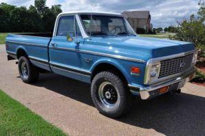 Chevy Custom Deluxe C20 34 ton Longbed Pickup