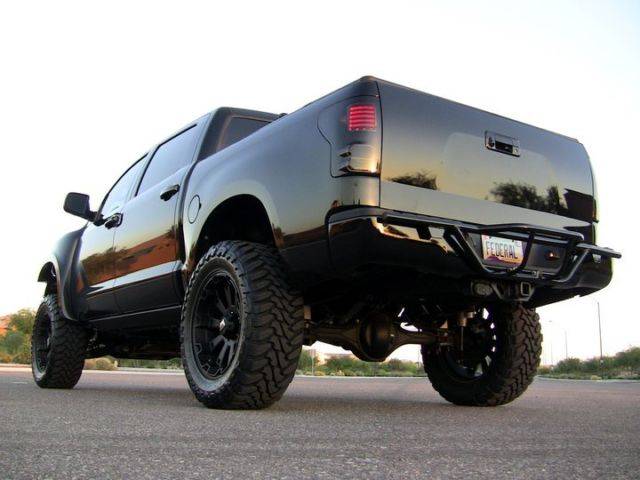 Tundra Supercharged 57 V8 4x4 Pro Comp 6 inch