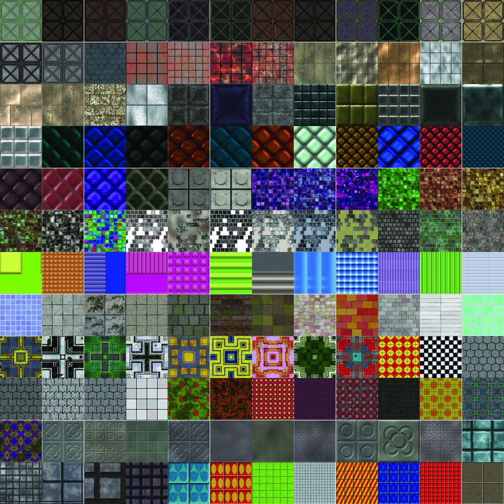Textures Unleashed Pro Volume 18: Tiles