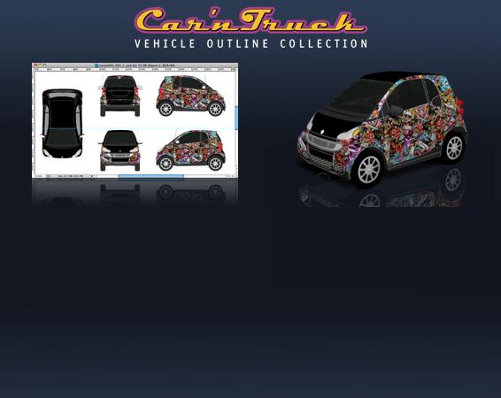 Vehicle Templates Vehicle Wraps – Vehicle Wrap Templates