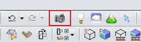 rendering button bar