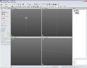 3D Designer software for vehicle template rendering