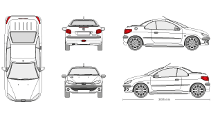 Vehicle Templates Added in the Last Weeks of January 2016