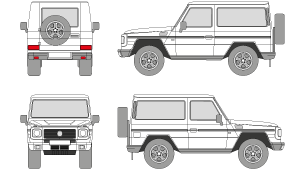 Holiday Season is a good reason for more Vehicle Templates