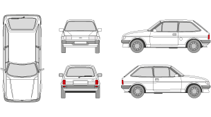 Vehicle Template New Releases