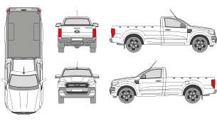 Awesome New and Old Models Vehicle Templates Added